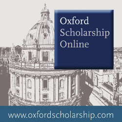 OXFORD SCHOLARSHIP ONLINE EBOOKS