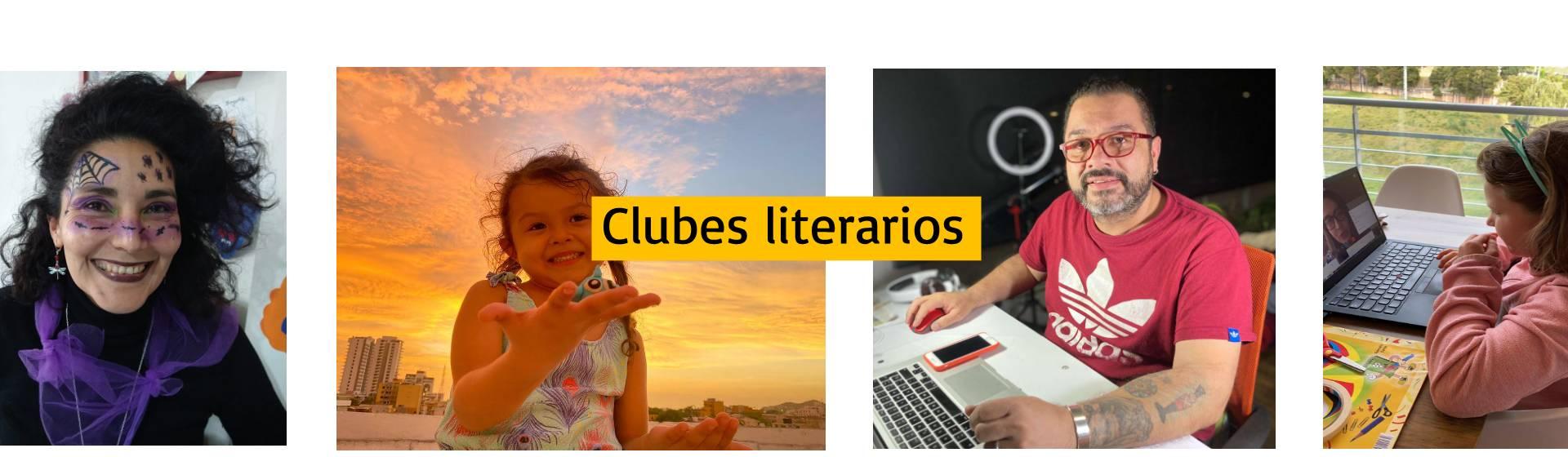 Clubes literarios