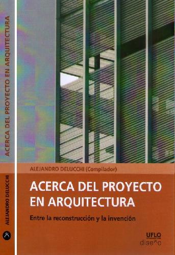 Acerca del proyecto en arquitectura | Uniandes