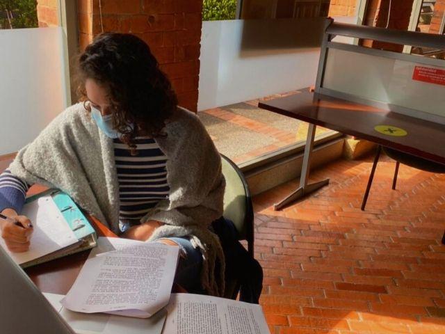 Examen facultad derecho | Uniandes