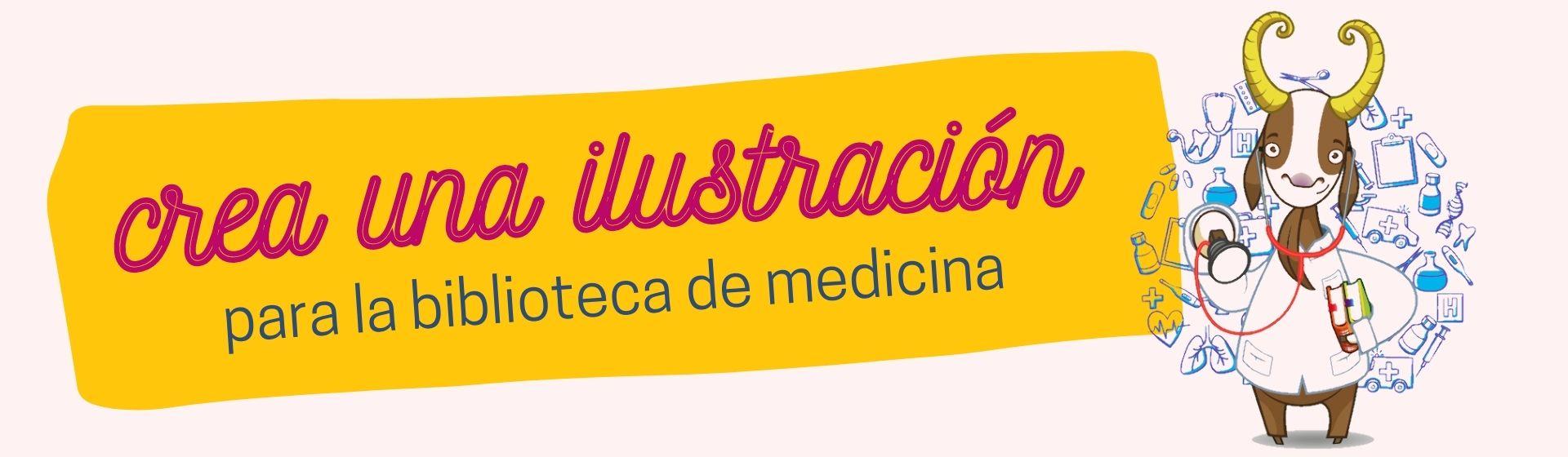 Ilustración medicina | Uniandes