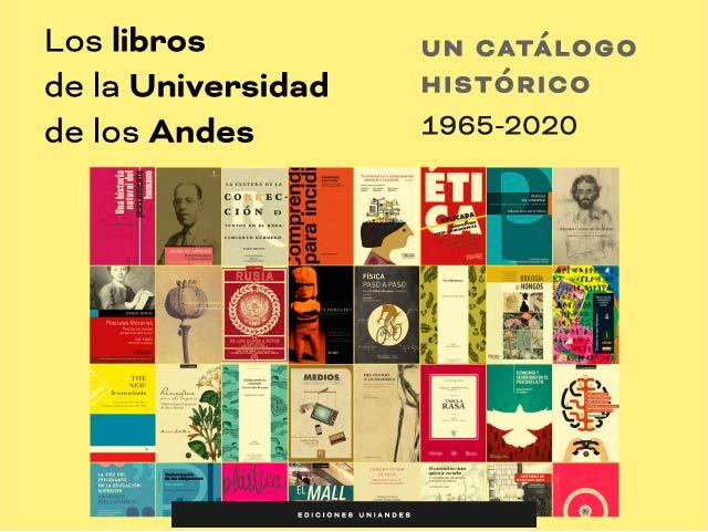 Catálogo histórico | Uniandes