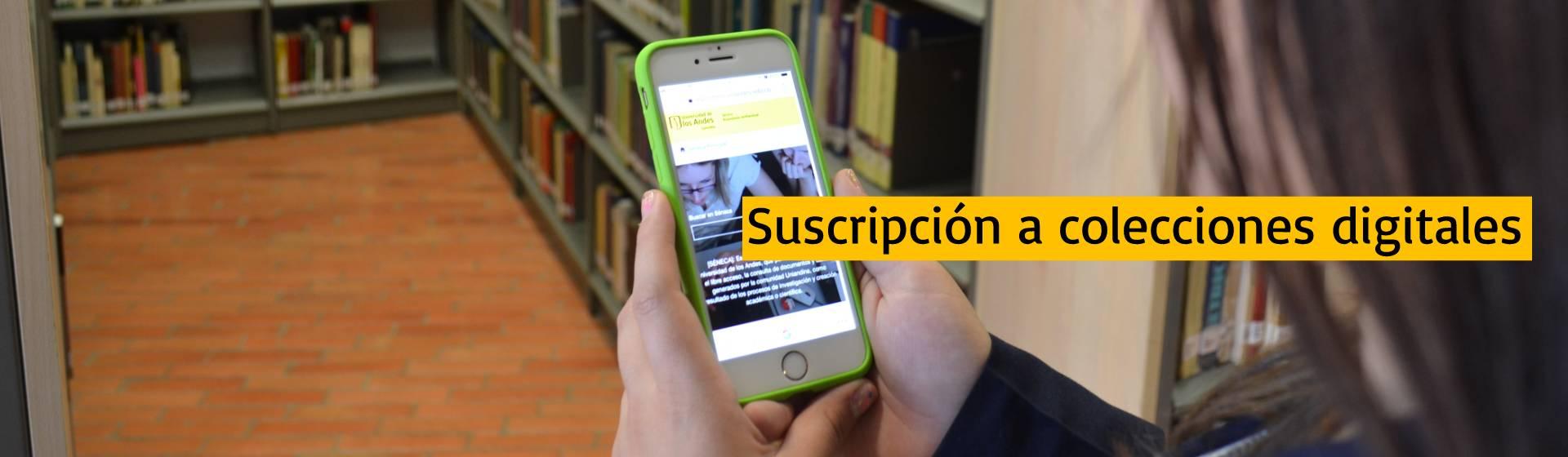 Colecciones digitales | Uniandes
