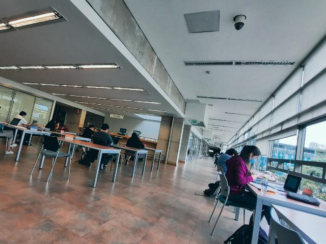 Sistema Distrital de Bibliotecas de Bogotá   Uniandes
