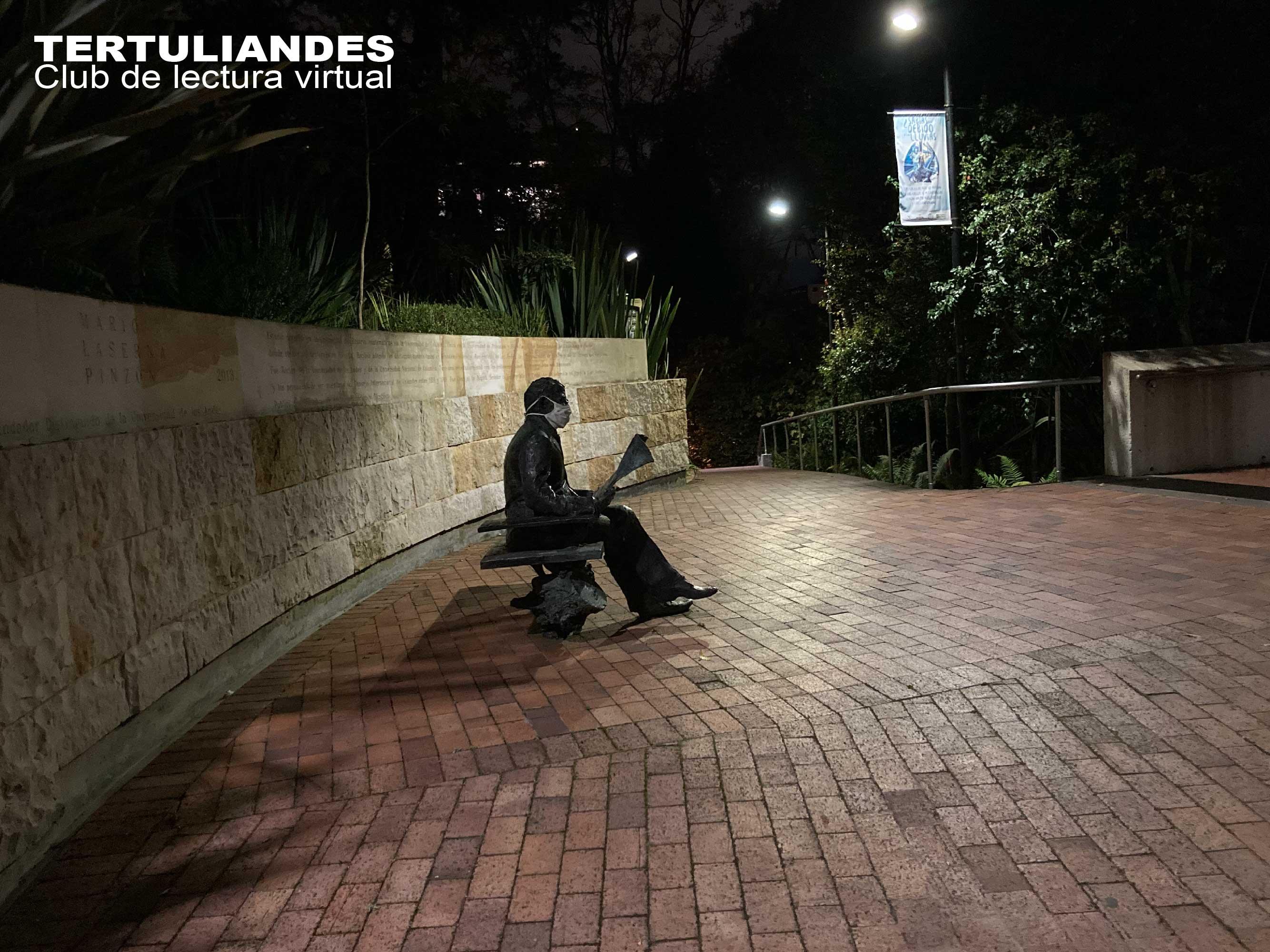 Tertuliandes: Séneca divulga: Carlos Guarnizo | Uniandes