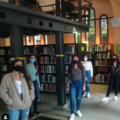 Conociendo el Sistema de Bibliotecas | Uniandes