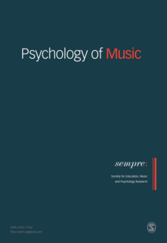 Psychology of Music | Uniandes