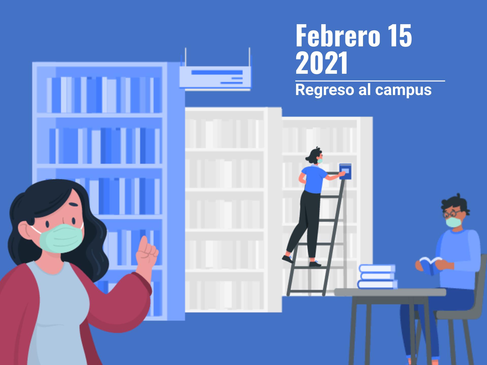 Regreso al campus | Uniandes