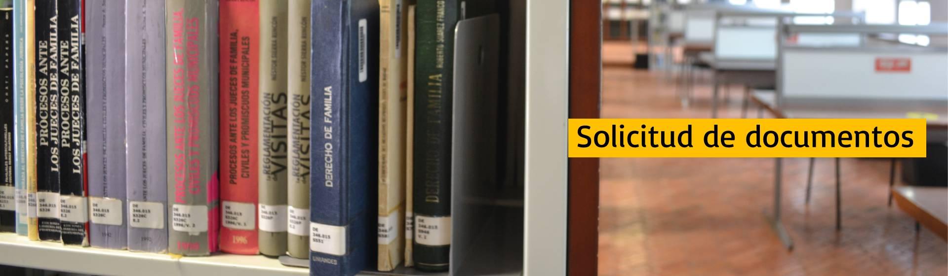 Solicitud de documentos | Uniandes