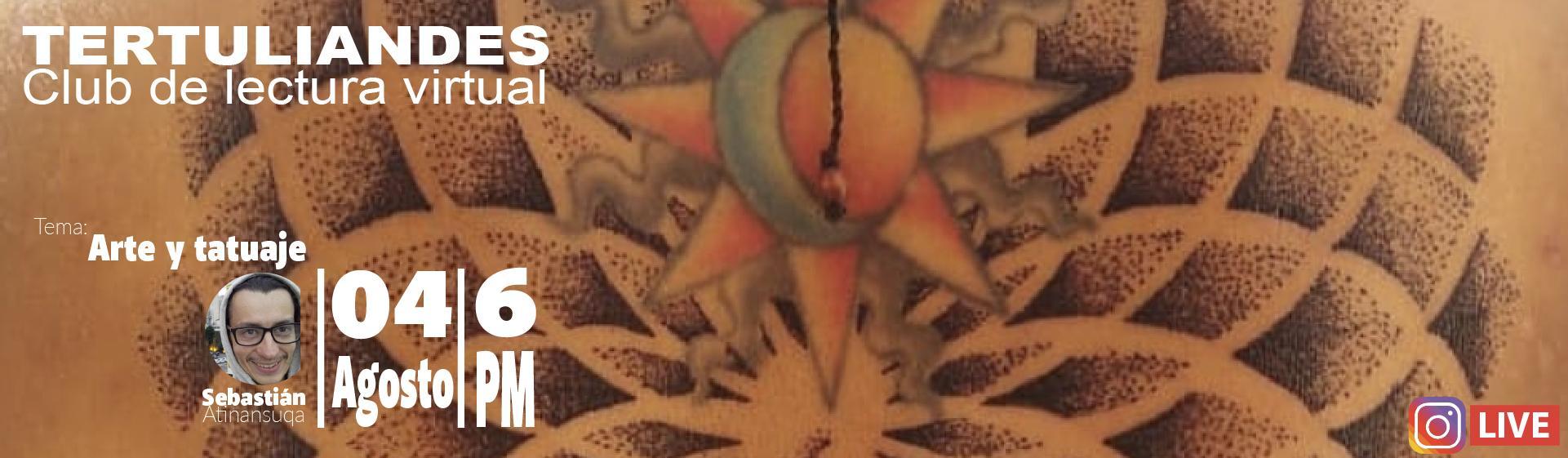 Tertuliandes: Arte y tatuaje | Uniandes
